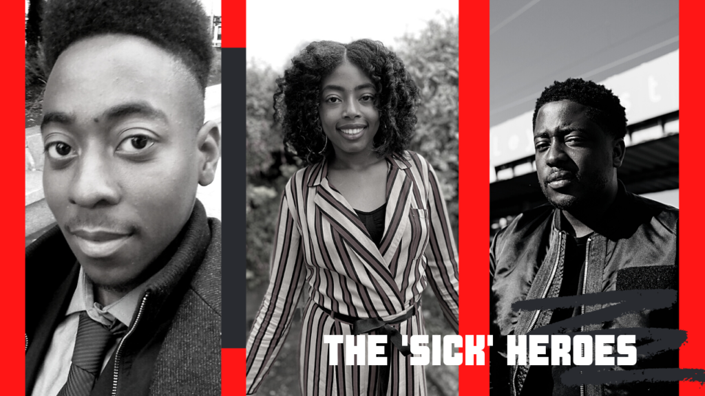 Sickle Cell Documentary featuring Jenica Leah, Stefan Taylor and AStar.