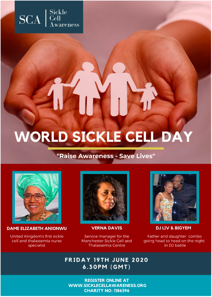 sicklecellawareness.org World Sickle Cell Day Event