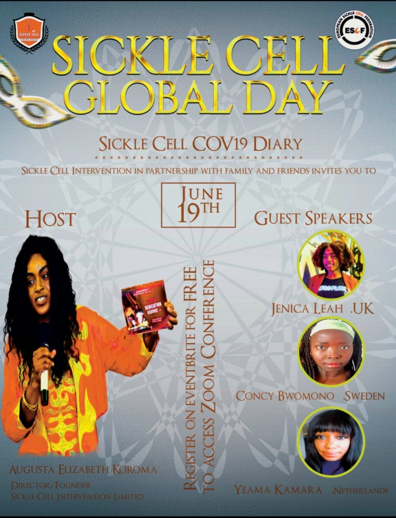 Sickle Cell Intervention World Sickle Cell Day Event